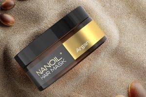 HIT: Nanoils' hårmaske, rik på flytende gull!